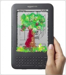 diy color kindle